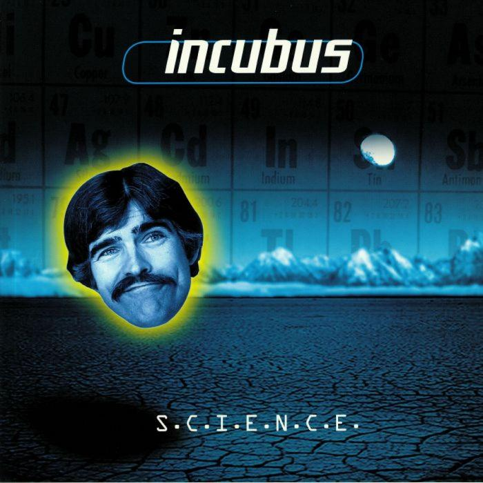 Виниловая пластинка Incubus–S.C.I.E.N.C.E. (2LP)