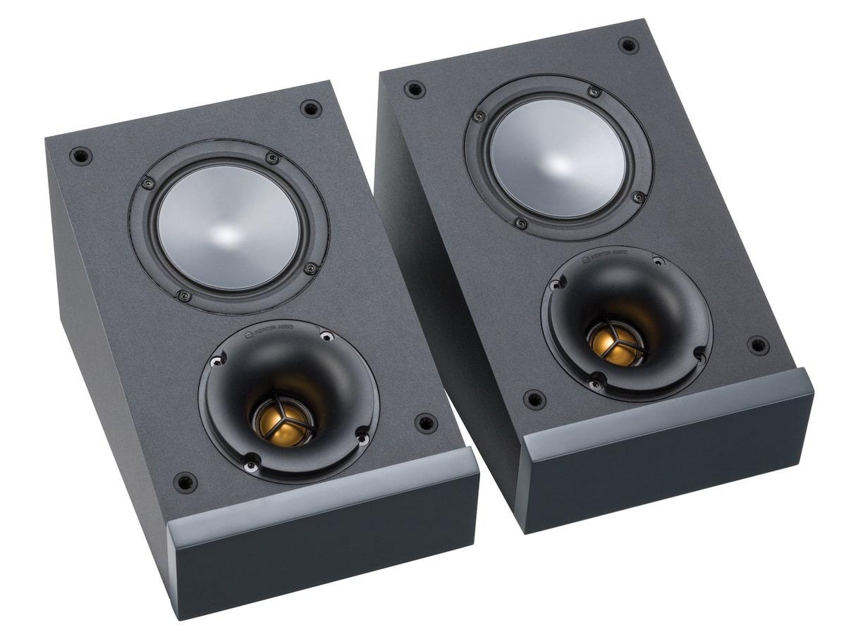 Акустика Dolby Atmos Monitor Audio Bronze Atmos (6G) Black