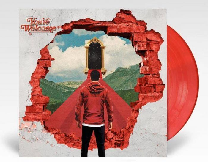 Виниловая пластинка A Day To Remember - You're Welcome (Limited Red Vinyl)