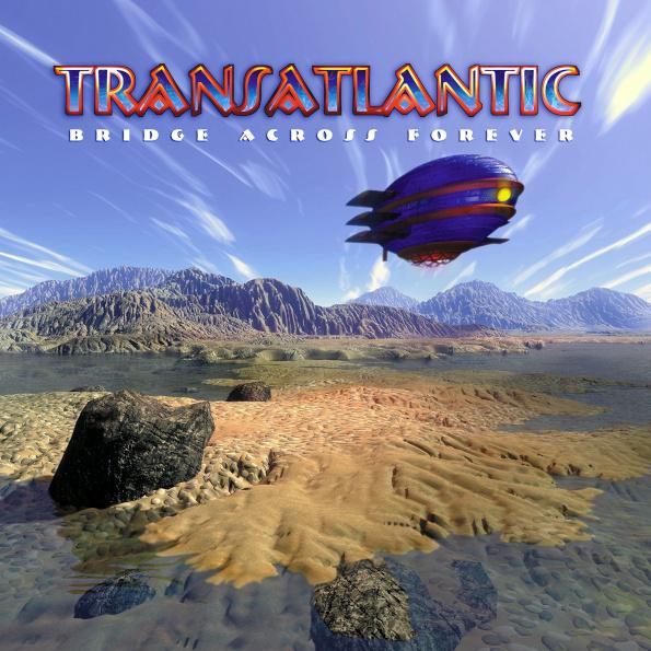 Виниловая пластинка Transatlantic - Bridge Across Forever (Re-issue 2021) (2LP+CD/180 Gram Black Vinyl/Gatefold/Booklet)