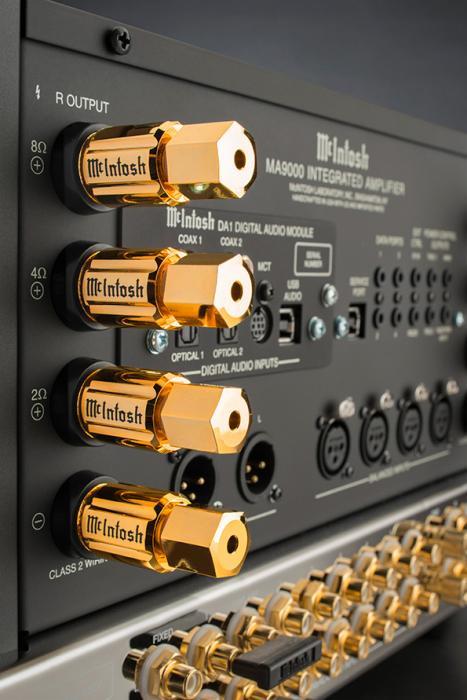Интегральный усилитель McIntosh MA9000