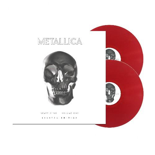Виниловая пластинка Metallica–Seattle '89 - Volume Two (Red Vinyl/2LP)
