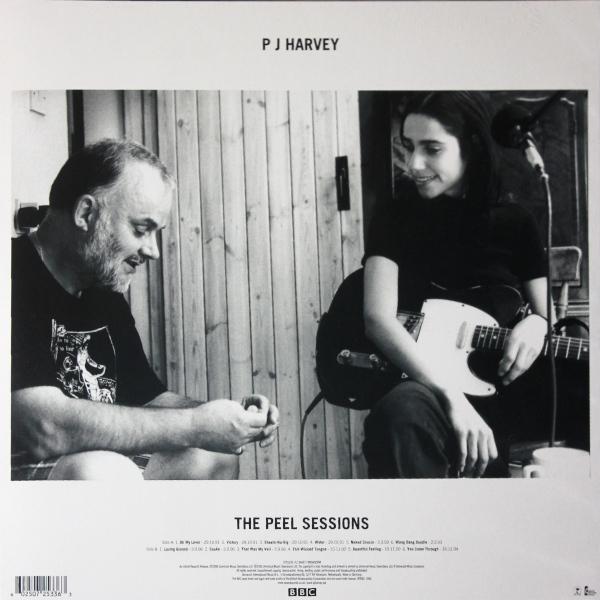 Виниловая пластинка PJ Harvey - The Peel Sessions 1991-2004