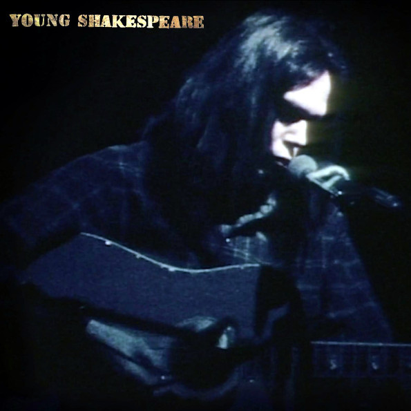 Виниловая пластинка Neil Young – Young Shakespeare( Deluxe Edition/LP+CD+DVD/Black Vinyl/Box Set/Numbered)