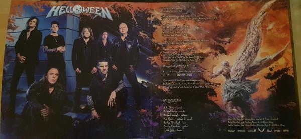 Виниловая пластинка Helloween - Helloween (BROWN/CREAM WHITE MARBLED) (2LP)