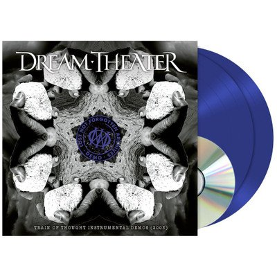 Виниловая пластинка Dream Theater - Lost Not Forgotten Archives: Train of Thought Instrumental Demos (2003) (Colored Vinyl)