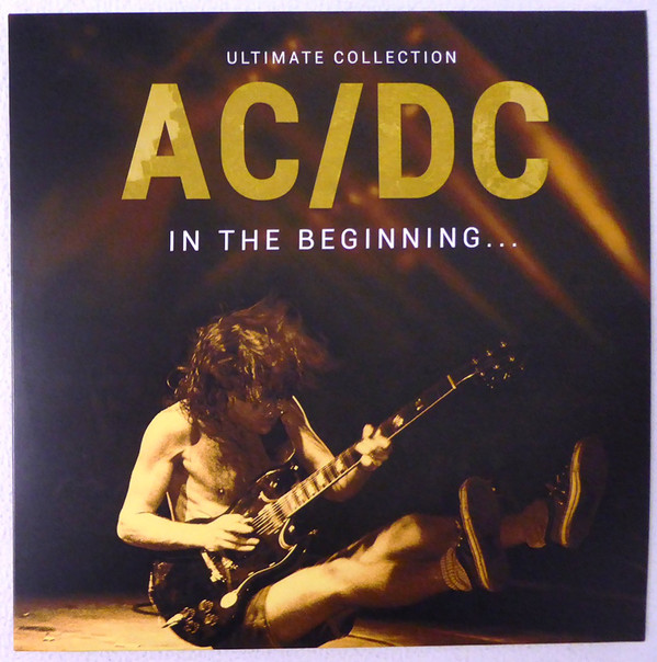 Виниловая пластинка AC/DC — IN THE BEGINNING… (ULTIMATE COLLECTION) (LP)