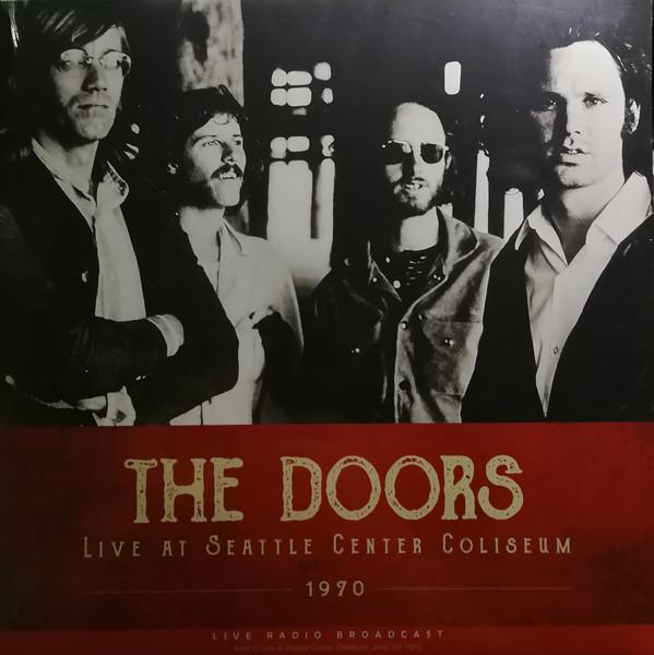 Виниловая пластинка The Doors  - Live At Seattle Center Coliseum 1970