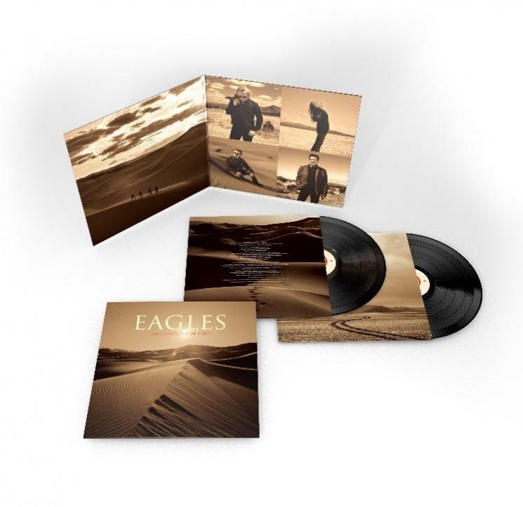 Виниловая пластинка Eagles - Long Road Out Of Eden (Limited 180 Gram Black Vinyl/Gatefold)