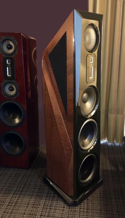 Напольная акустика Legacy Audio Aeris cherry