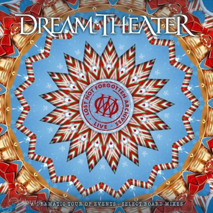 Виниловая пластинка Dream Theater - Lost Not Forgotten Archives: A Dramatic Tour of Events – Select Board Mixes