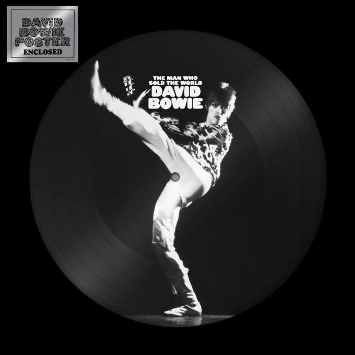 Виниловая пластинка David Bowie - The Man Who Sold The World (Limited Picture Vinyl)
