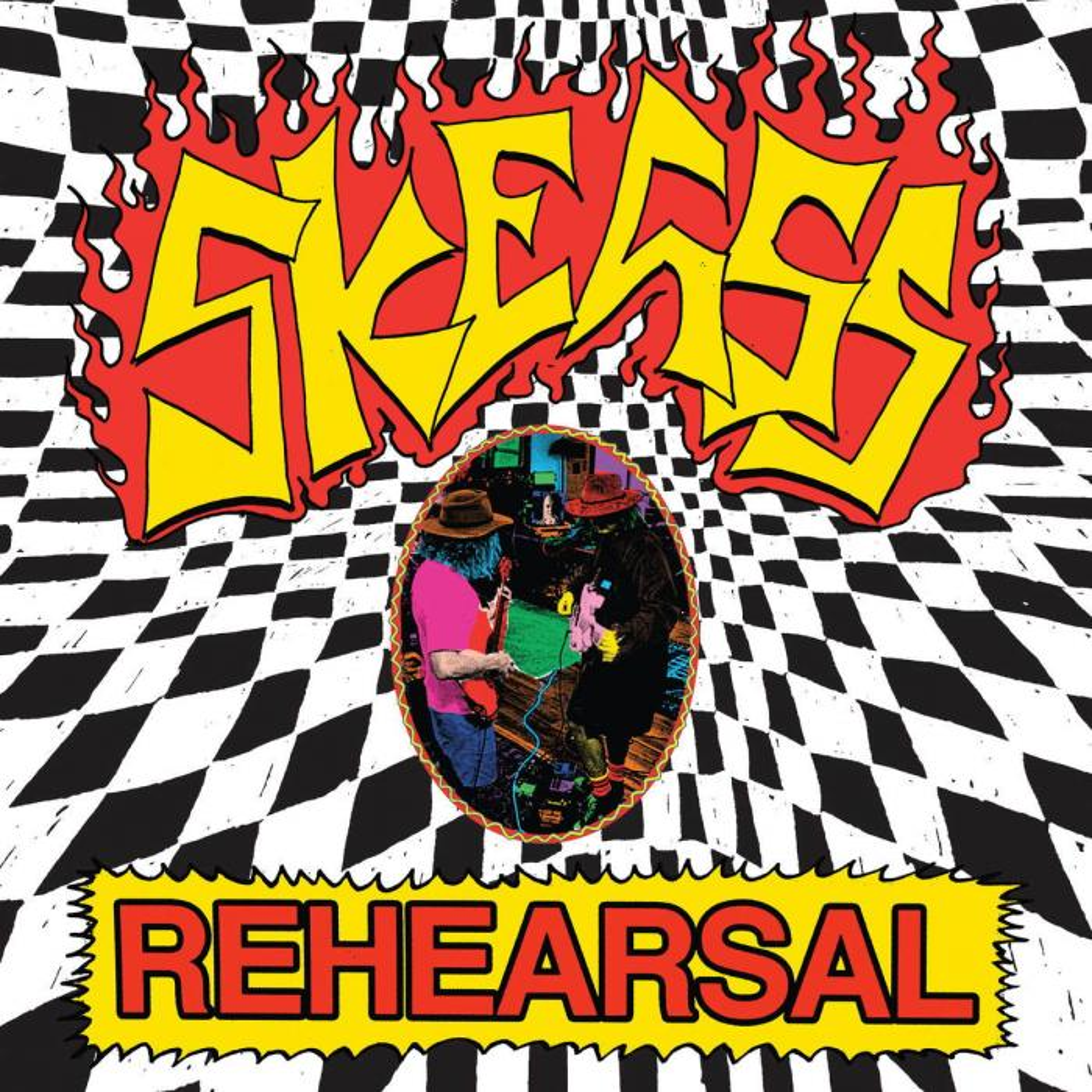 Виниловая пластинка Skeggs - Rehearsal