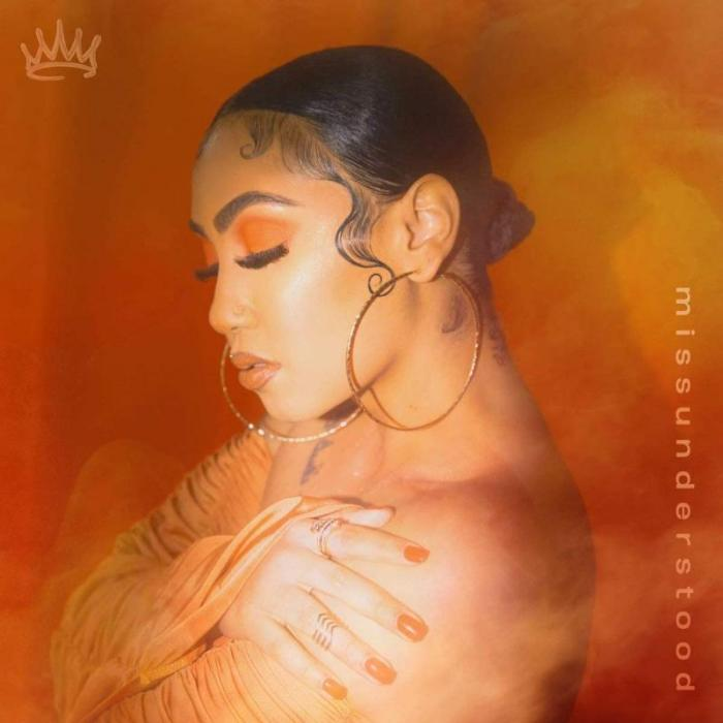 Виниловая пластинка Queen Naija - Missunderstood