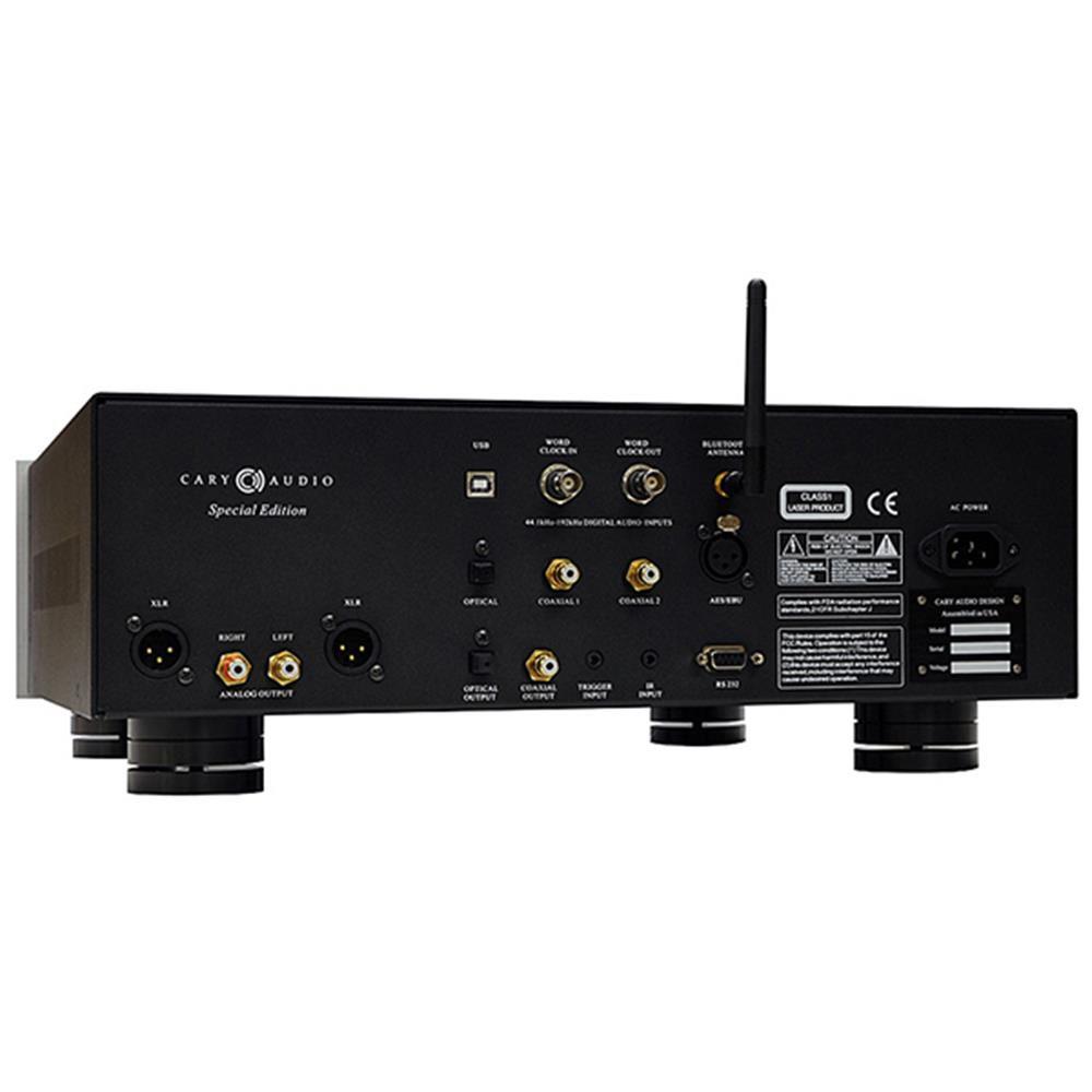 CD проигрыватель Cary Audio DMC-600