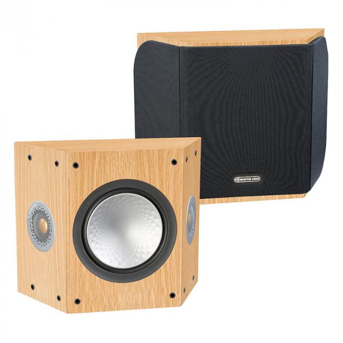 Настенная акустика Monitor Audio Silver FX (6G) natural oak