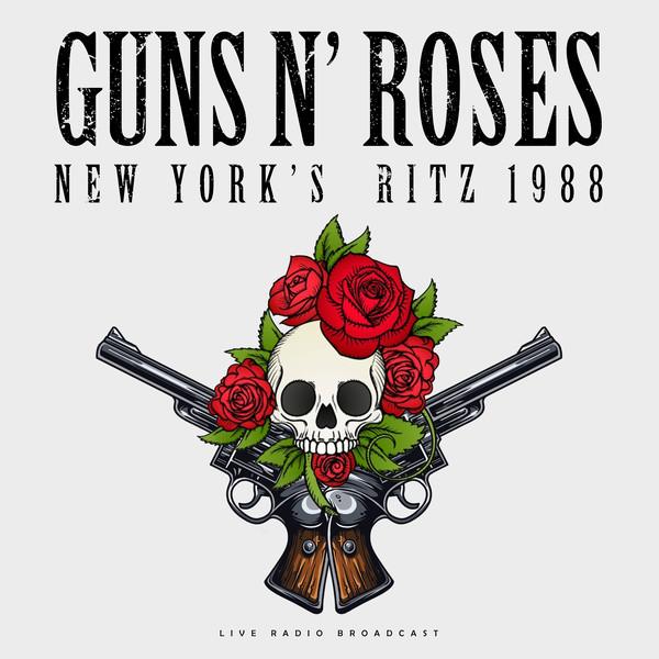 Виниловая пластинка Guns N' Roses - Best Of Live At New York's Ritz 1988