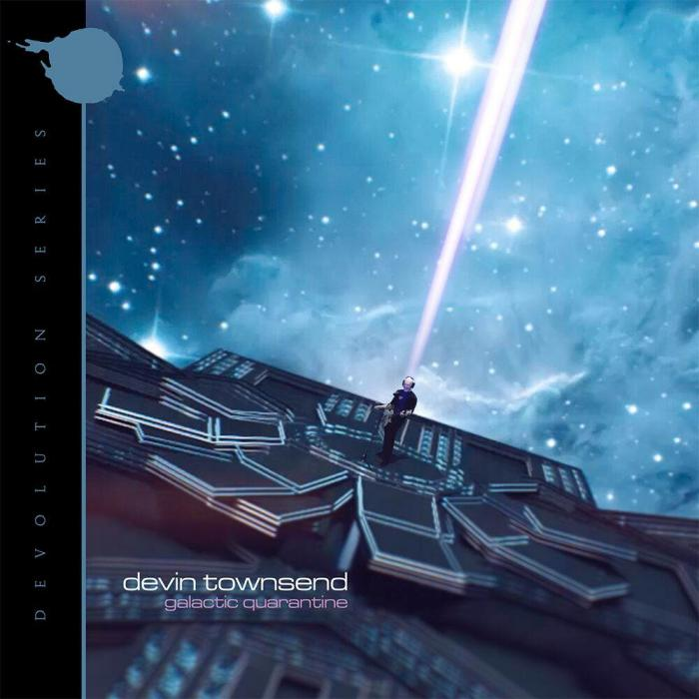 Виниловая пластинка Devin Townsend - Devolution Series #2 - Galactic Quarantine (2LP+CD)
