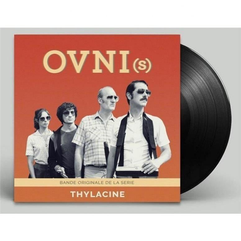 Виниловая пластинка THYLACINE - OVNI(S) (BANDE ORIGINALE DE LA SERIE)