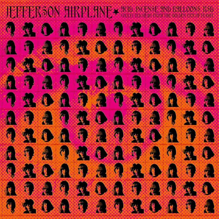 Виниловая пластинка Jefferson Airplane - Acid, Incense and Balloons: RSD-Collected Gems From The Golden Era Of Flight (RSD2021/Limited)