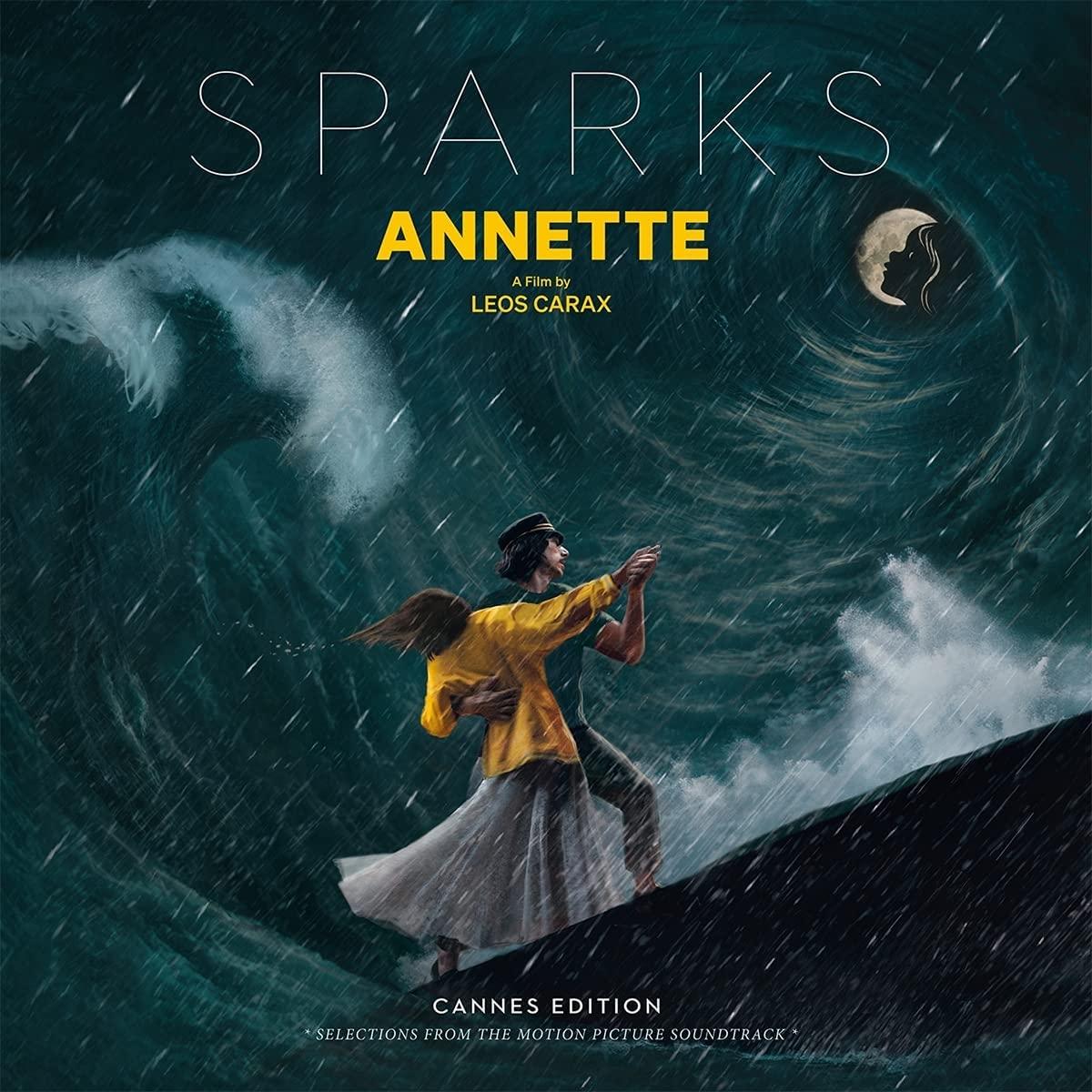 Виниловая пластинка Sparks - Annette (Original Motion Picture Sountrack) (180 Gram Black Vinyl/Gatefold/Booklet)