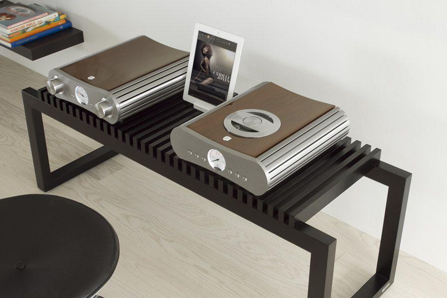 CD проигрыватель Gato Audio CDD-1 High Gloss Black