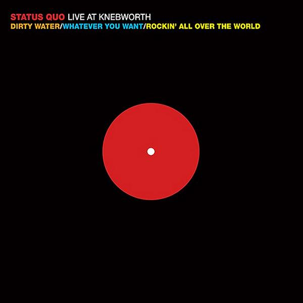 Виниловая пластинка Status Quo - Live At Knebworth (V12)