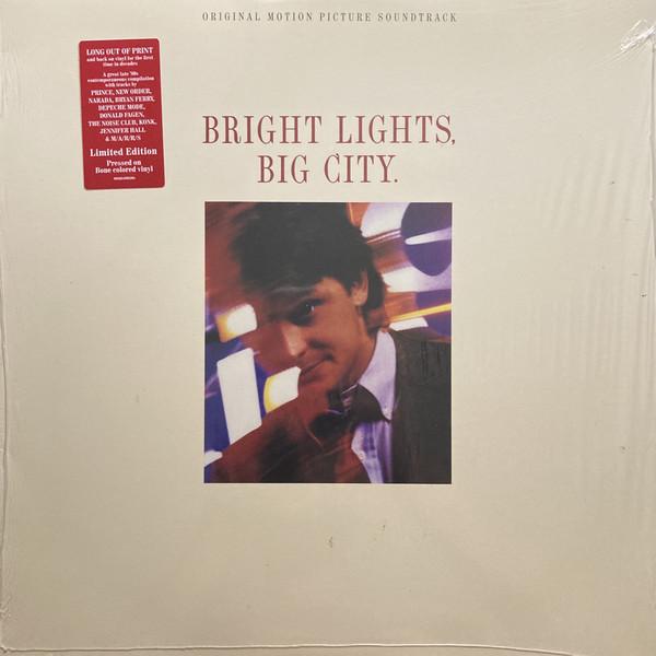 Виниловая пластинка Various Artists Bright Lights, Big City. (Original Motion Picture Soundtrack)