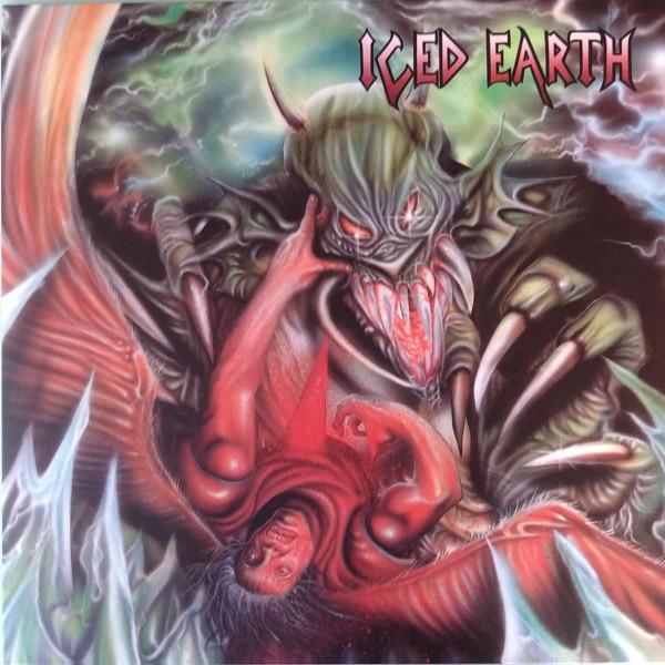 Виниловая пластинка Iced Earth — ICED EARTH (30TH ANNIVERSARY) (180 Gram Black Vinyl)