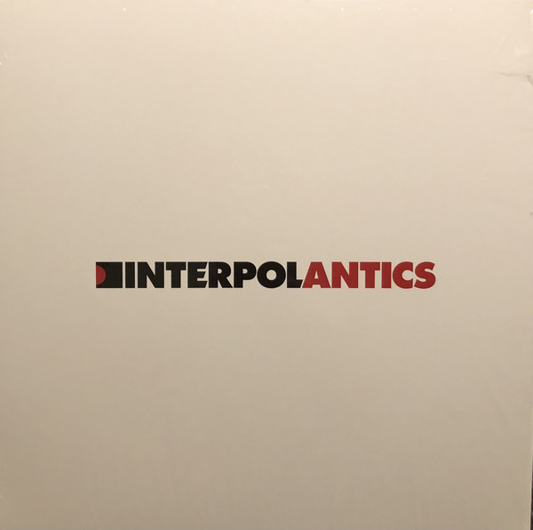 Виниловая пластинка Interpol - Antics