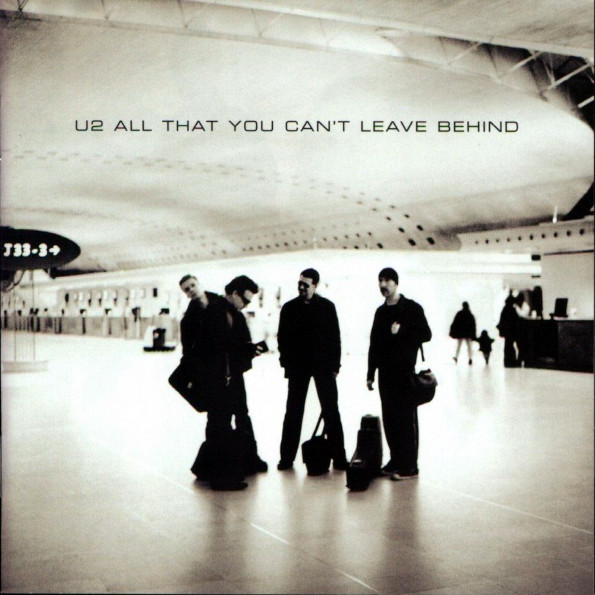 Виниловая пластинка U2 - All That You Can't Leave Behind (20th Anniversary)