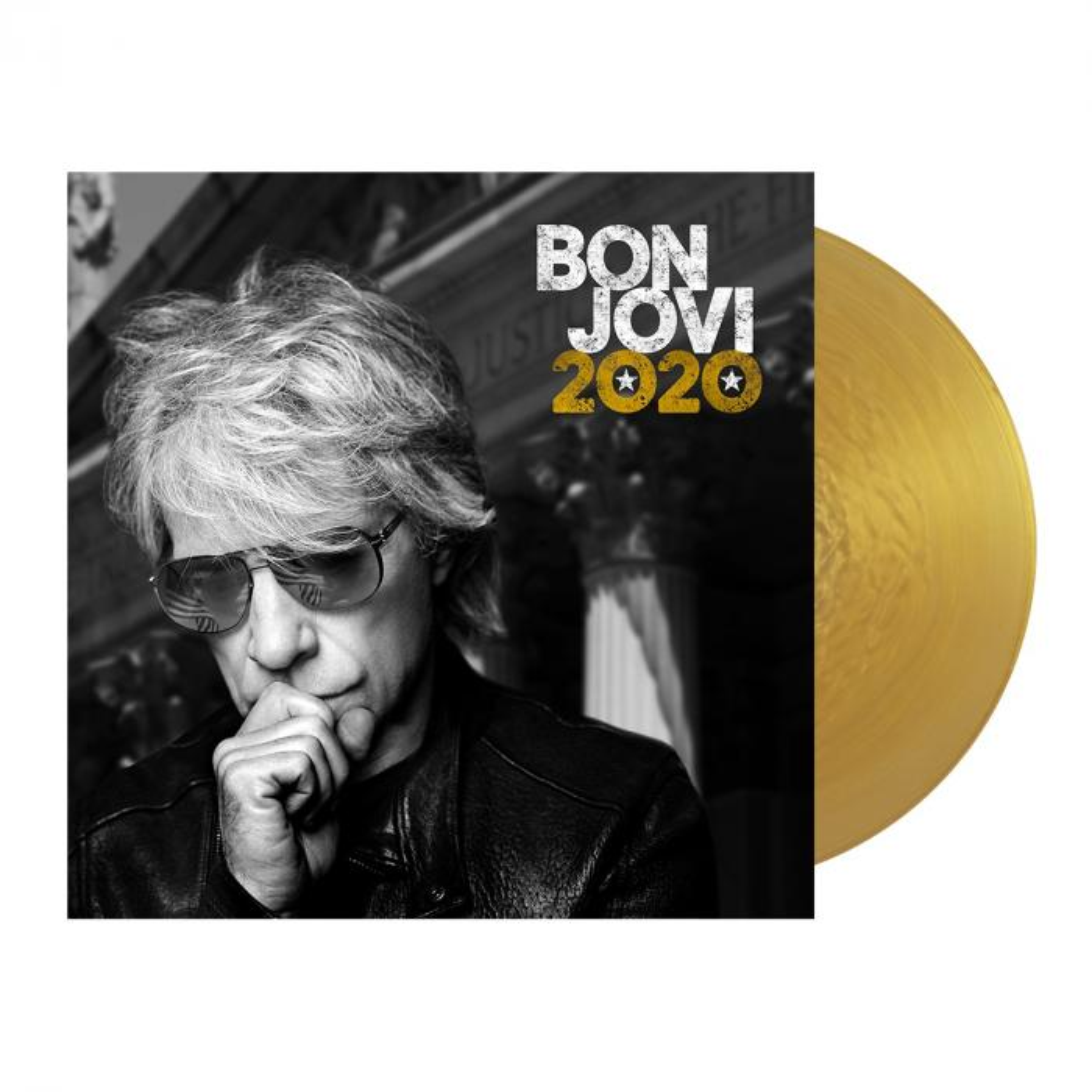 Виниловая пластинка Bon Jovi - 2020