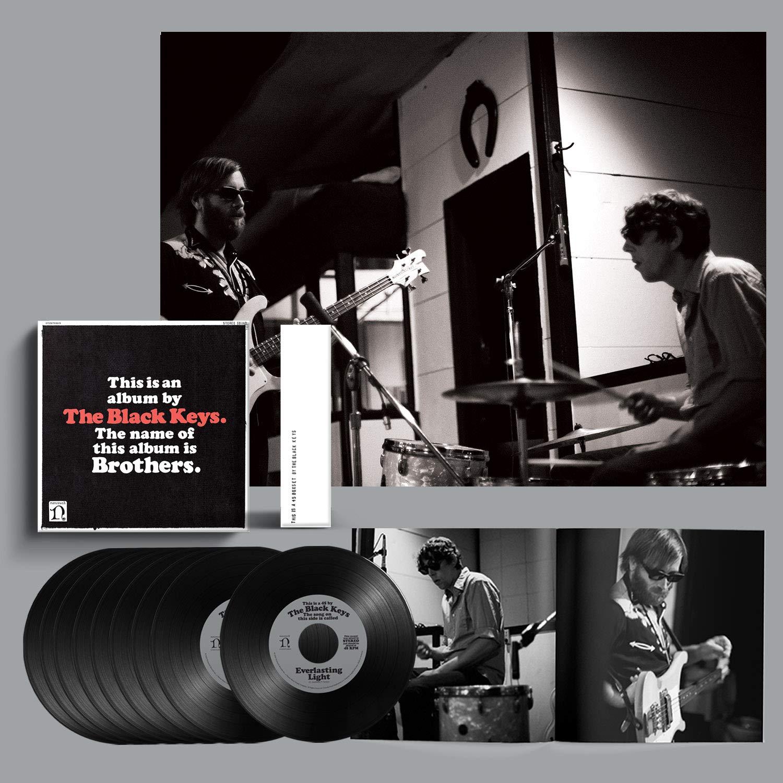 Виниловая пластинка The Black Keys - Brothers (Deluxe Remastered Anniversary Edition) (Limited/Box Set/Black Vinyl)