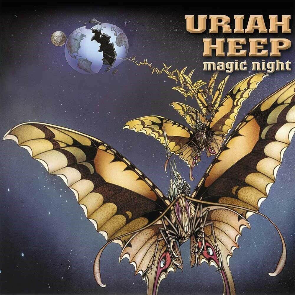 Виниловая пластинка Uriah Heep–Magic Night