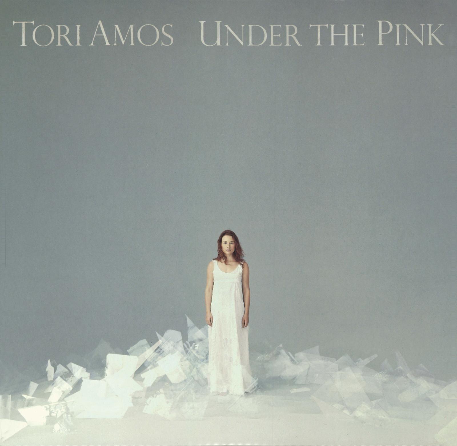 Виниловая пластинка Tori Amos - Under The Pink (Limited 180 Gram Transparent Pink Vinyl)