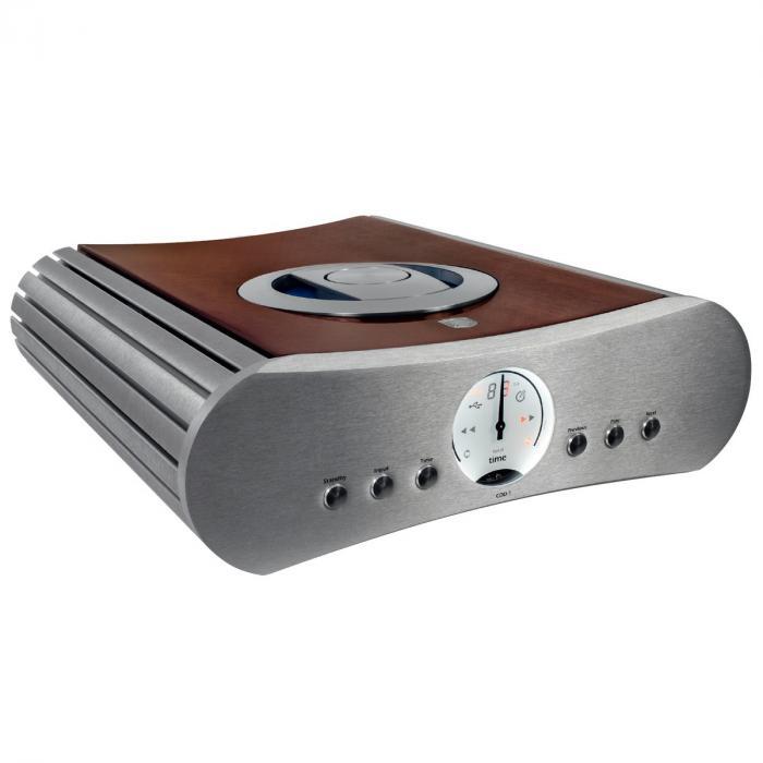 CD проигрыватель Gato Audio CDD-1 High Gloss Walnut