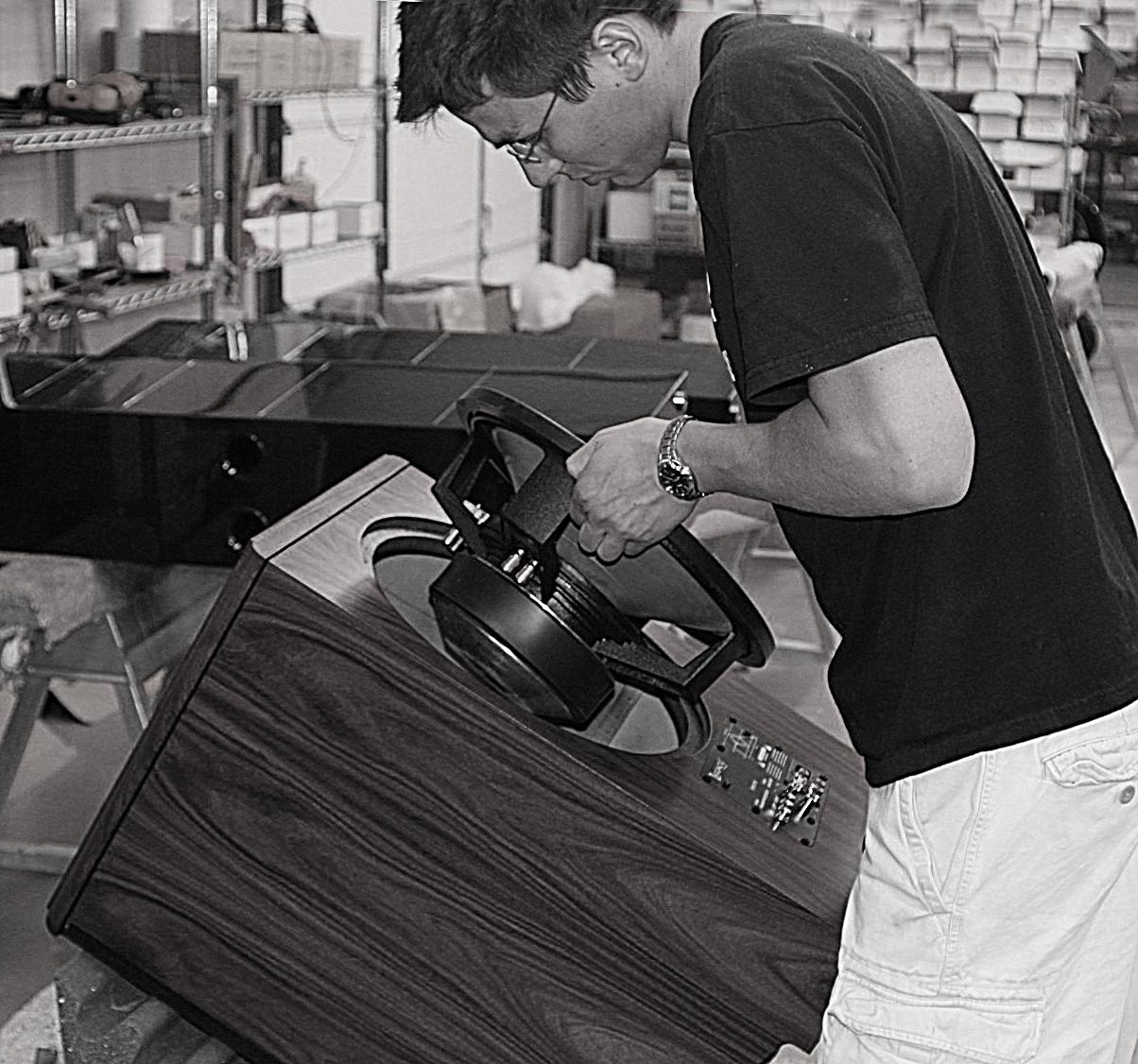 Напольная акустика Legacy Audio Whisper XDS black oak