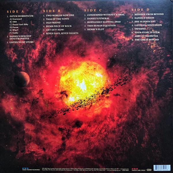 Виниловая пластинка Ayreon - Transitus