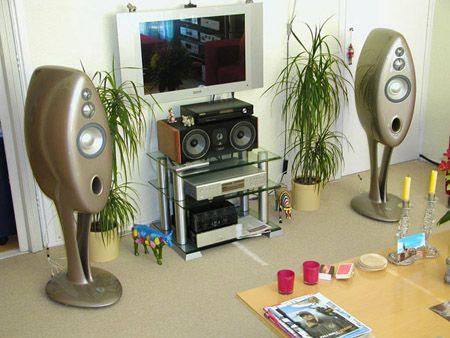 Напольная акустика Vivid Audio OVAL B1 pearl