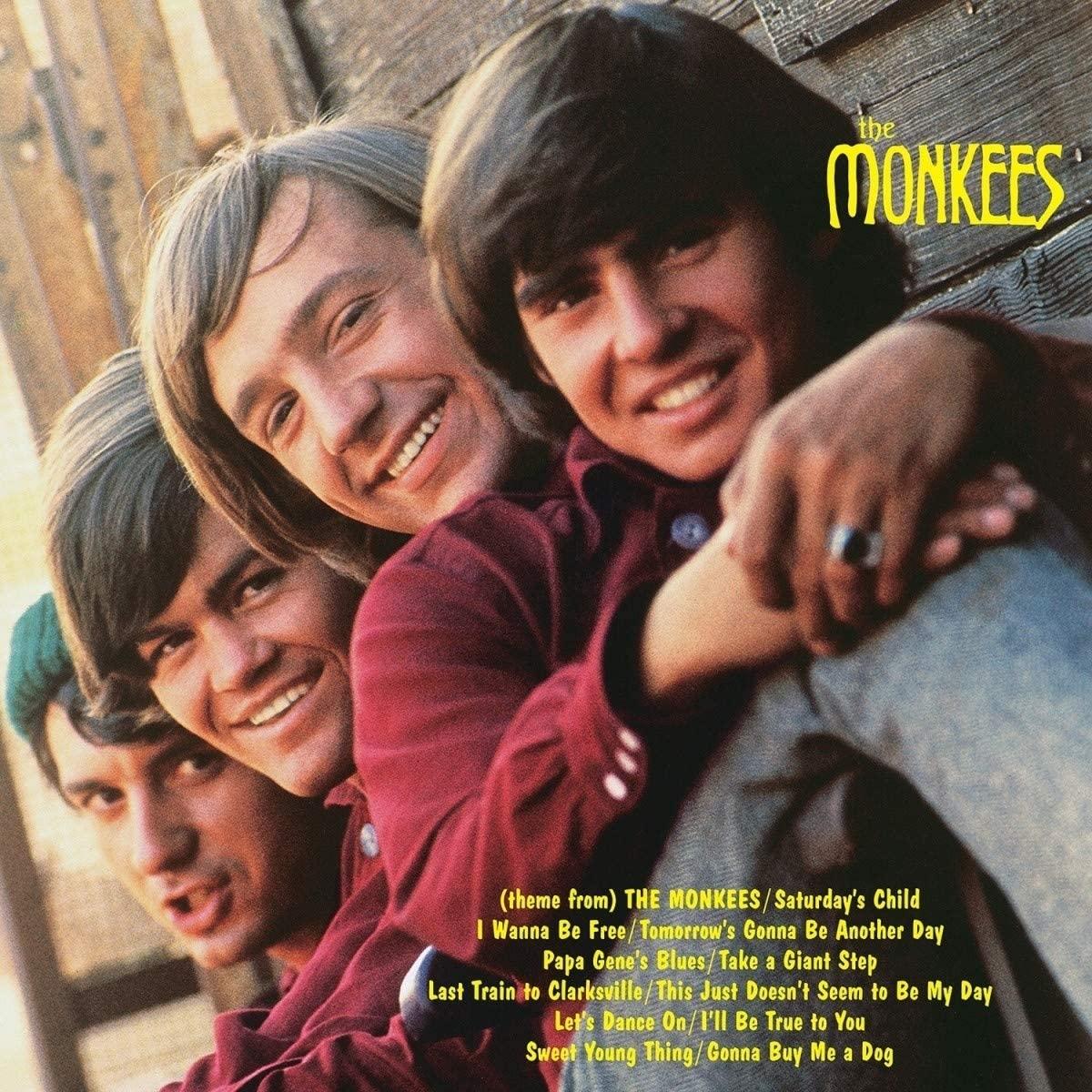 Виниловая пластинка The Monkees The Monkees (Limited 180 Gram Black Vinyl)
