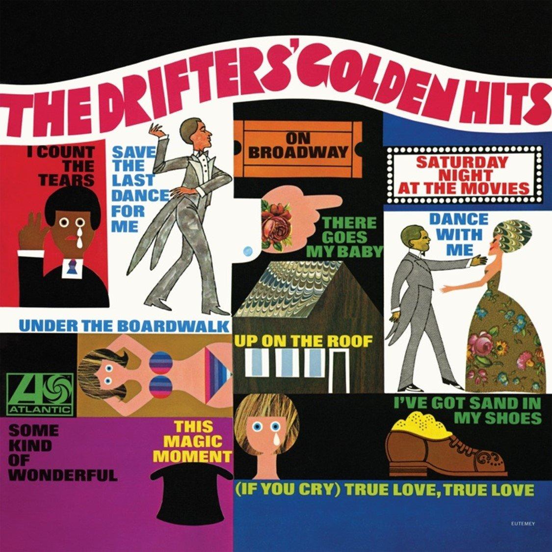 Виниловая пластинка The Drifters - Golden Hits (Limited)
