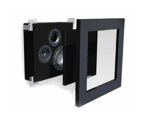 Настенная акустика Monitor Audio SoundFrame 3 On Wall black