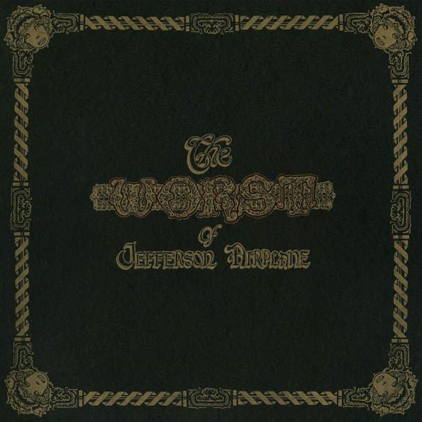 Виниловая пластинка Jefferson Airplane — The Worst Of Jefferson Airplane (180 Gram Black Vinyl/Gatefold)