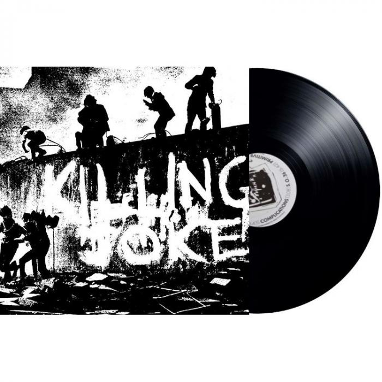 Виниловая пластинка Killing Joke — Killing Joke (Black)