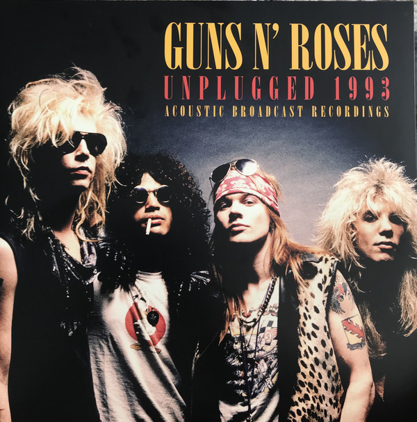 Виниловая пластинка Guns N' Roses - UNPLUGGED 1993 (2LP)