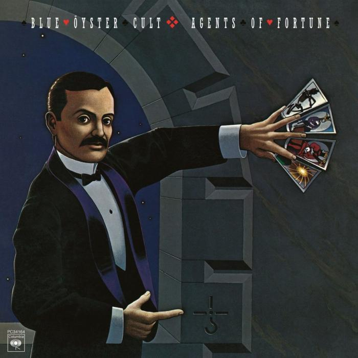 Виниловая пластинка Blue Oyster Cult - Agents Of Fortune