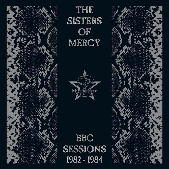 Виниловая пластинка The Sisters Of Mercy - BBC Sessions 1982-1984 (RSD2021/Limited Black & Clear Vinyl)