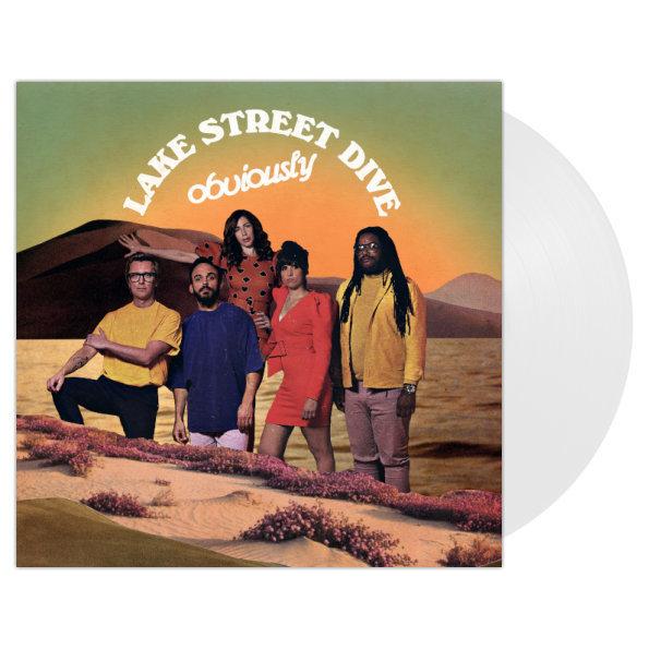 Виниловая пластинка Lake Street Dive — Obviously (Limited White Vinyl)