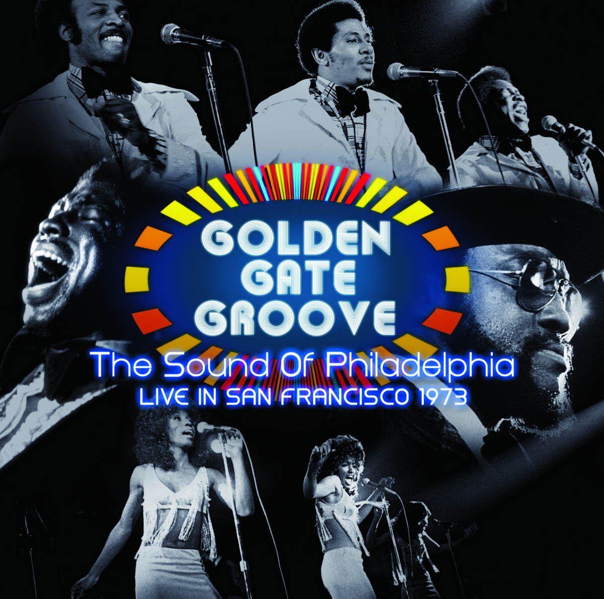 Виниловая пластинка Golden Gate Groove: The Sound Of Philadelphia Live In San Francisco (RSD2021/Limited)