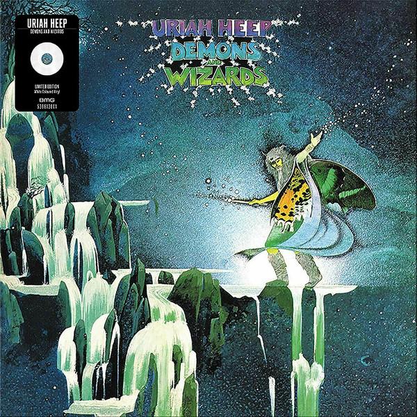 Виниловая пластинка Uriah Heep - Demons And Wizards (White Vinyl)